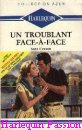 "Couverture du livre intitulé ""Un troublant face à face (When the devil drives