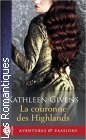 "Couverture du livre intitulé ""La couronne des Highlands (Rivals for the crown)"""